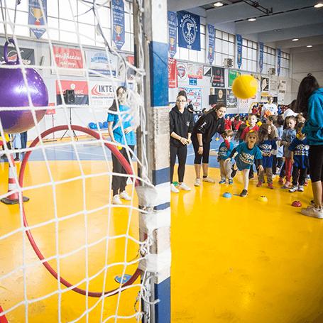 Handball ΟΦΝΙ Νηρηίδες