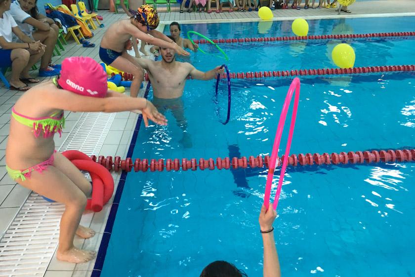 Πιστοποιήσεις Κολυμβητικής Ικανότητας  Α' κύκλος
