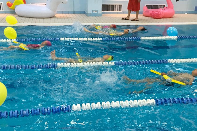 Πιστοποιήσεις Κολυμβητικής Ικανότητας Νιρηίδες