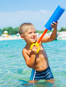 summer camp θάλασσα - φύση ΟΑΚΑ